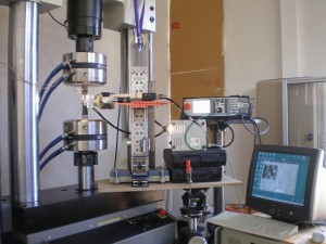 mécanique expérimentale